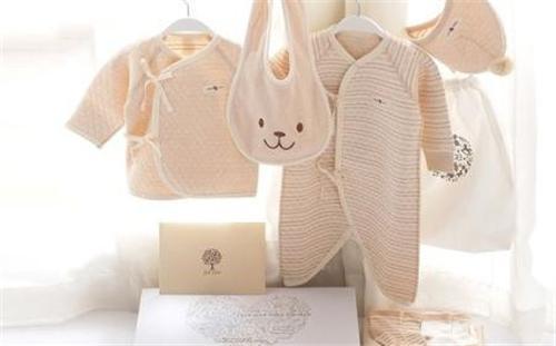婴幼儿衣物清洗